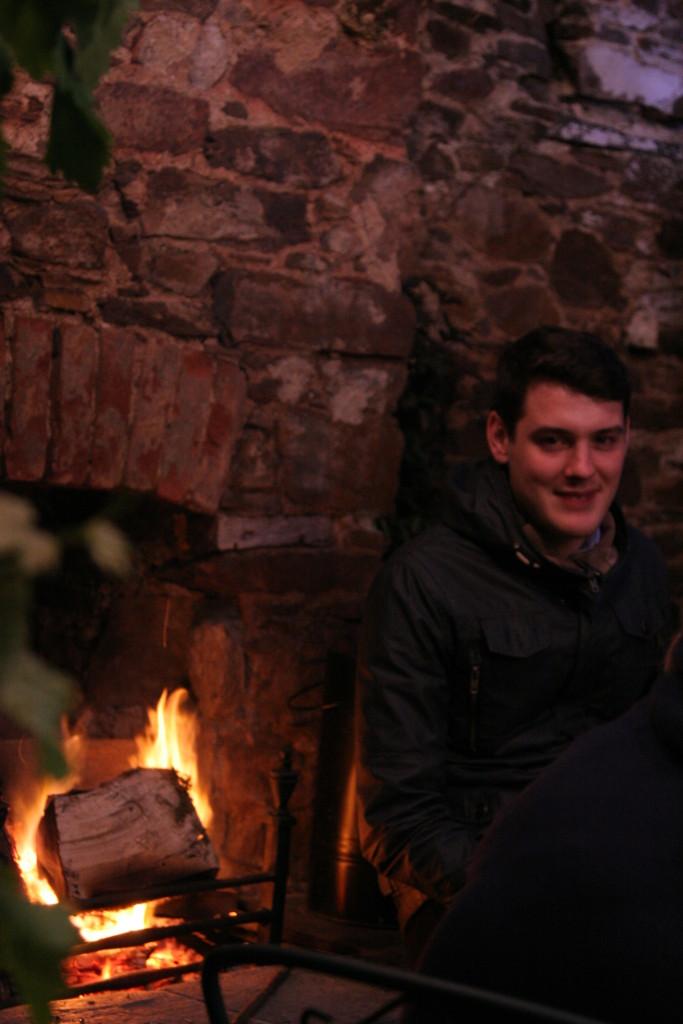 Outside fire 2